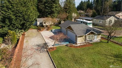 Single Family Home For Sale: 4304 184th Ave SE