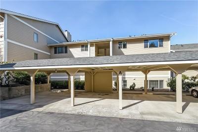 Bellevue Condo/Townhouse For Sale: 12840 SE 40th Ct #A-12