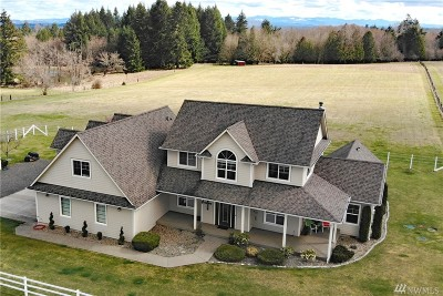 Lewis County Single Family Home Pending: 1261 Highway 603