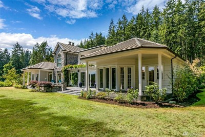 Single Family Home For Sale: 28084 State Hwy 104 NE