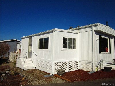 Bellingham Mobile Home For Sale: 1200 Lincoln St #266