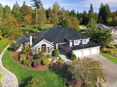 Bainbridge Island Single Family Home For Sale: 1174 High School Rd NE