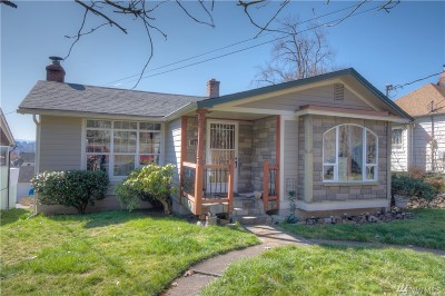 Chehalis Single Family Home For Sale: 761 SE Adams Ave