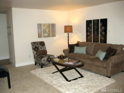 Fircrest Condo/Townhouse For Sale: 1450 Alameda Ave #1