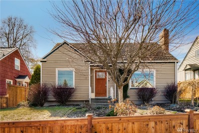 Tacoma Single Family Home For Sale: 4914 N 26th St