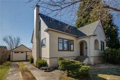 Bellingham Single Family Home For Sale: 2807 Northwest Ave
