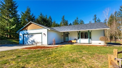 Graham Single Family Home For Sale: 20706 131st Ave E