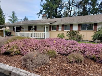 Olympia WA Single Family Home For Sale: $275,000