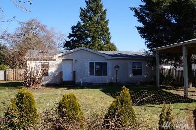 Grays Harbor County Single Family Home For Sale: 678 Copalis Ave NE