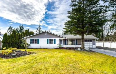 Anacortes Single Family Home Sold: 2217 30th St
