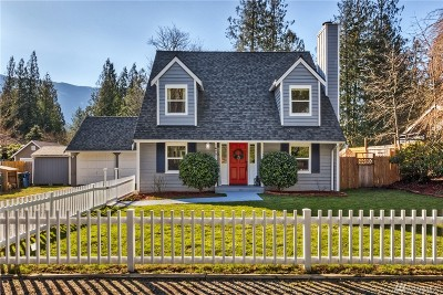 North Bend, Snoqualmie Single Family Home For Sale: 14221 439th Ave SE