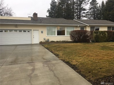 Bellingham Single Family Home For Sale: 3934 Cliffside Dr