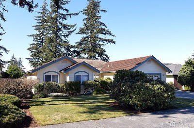 Bellingham Single Family Home For Sale: 825 W Pacificview Dr