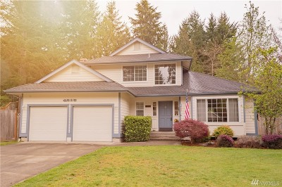 Gig Harbor Single Family Home For Sale: 4215 77th Av Ct NW