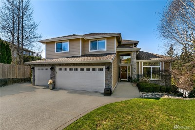 Maple Valley Single Family Home For Sale: 24507 230 Ct SE