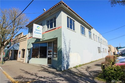 Olympia Commercial For Sale: 314 Capitol Wy N