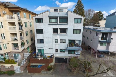 Seattle Condo/Townhouse For Sale: 1756 NW 57th St #10