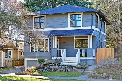 Seattle Single Family Home For Sale: 2745 49th Ave SW