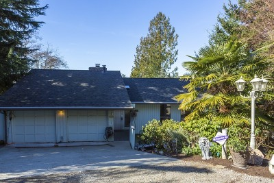Seattle Single Family Home For Sale: 4429 SW Rose St