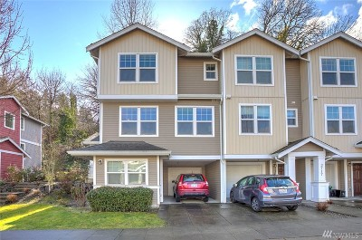 Seattle Condo/Townhouse For Sale: 3719 S Holly Park Dr