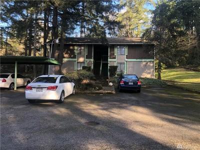 Pierce County Multi Family Home For Sale: 12317 118th Ct Av #D