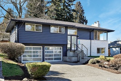 Seattle Single Family Home For Sale: 4923 45th Ave S