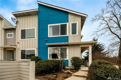 Seattle Single Family Home For Sale: 802 SW 96th Place