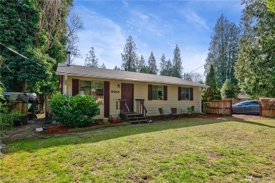 Bremerton Single Family Home For Sale: 3258 Northlake Wy NW