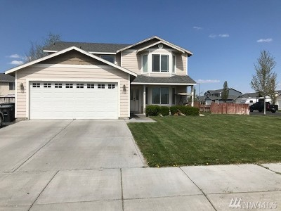 Moses Lake Single Family Home For Sale: 510 Trout Ave