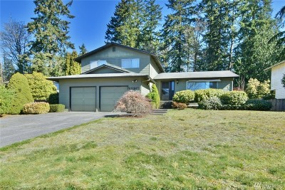 Mountlake Terrace Single Family Home For Sale: 22903 40th Place W