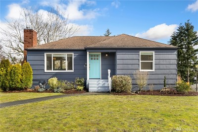 Seattle Single Family Home For Sale: 4102 48th Ave SW