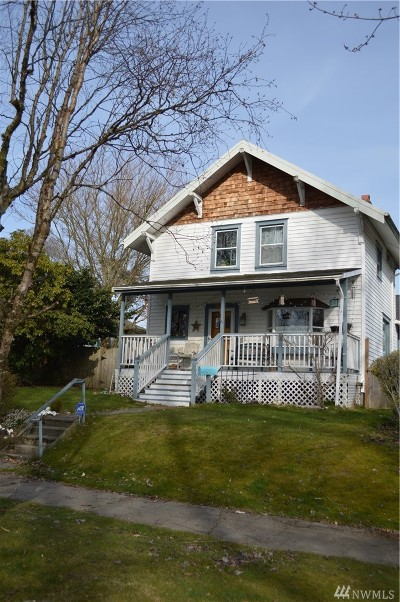 Tacoma Single Family Home For Sale: 4515 L St