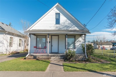 Puyallup WA Single Family Home Contingent: $280,000