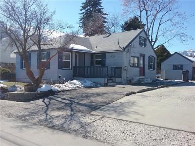 Chelan County Single Family Home For Sale: 744 Saddlerock Dr