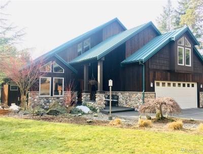 Port Orchard Single Family Home For Sale: 4025 Cimarron Lane SW