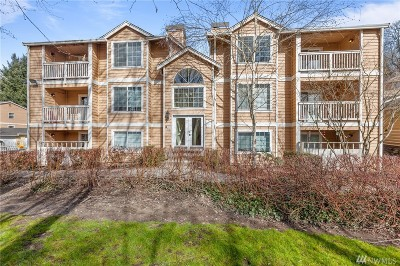 Des Moines Condo/Townhouse For Sale: 23410 18th Ave S #F302