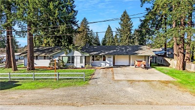 Des Moines Single Family Home For Sale: 306 S 206th St