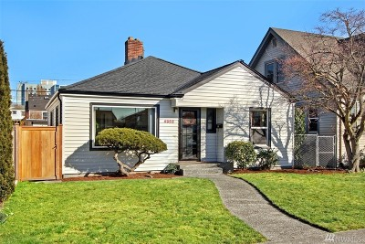 Seattle Single Family Home For Sale: 4322 14th Ave S