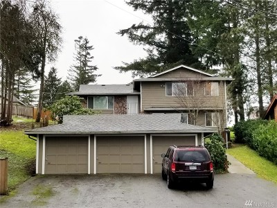 Snohomish Multi Family Home For Sale: 714 Avenue A