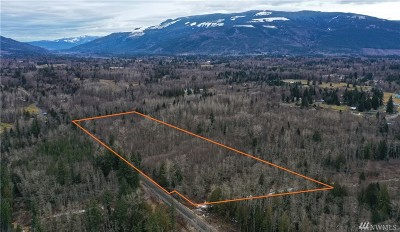 Sedro Woolley Residential Lots & Land For Sale: Cully Road
