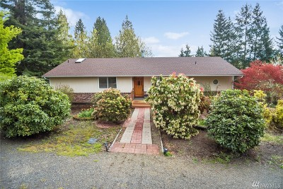 Snohomish Single Family Home For Sale: 13511 Kenwanda Dr