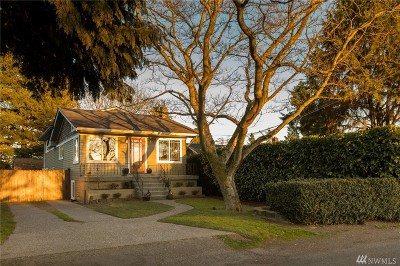 Seattle Single Family Home For Sale: 9244 13th Ave NW
