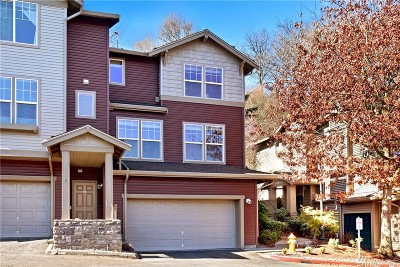 SeaTac Condo/Townhouse For Sale: 21507 42nd Ave S #P-4