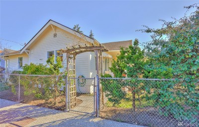 Seattle Single Family Home For Sale: 9028 12th Ave NE
