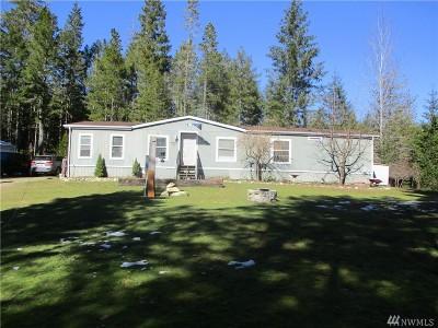 Mason County Single Family Home For Sale: 231 NE Tee Lake Pines Rd