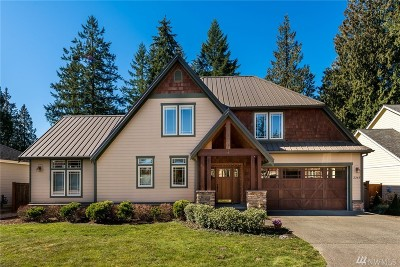 Olympia, Tumwater, Lacey Single Family Home For Sale: 2248 29th Ct NW