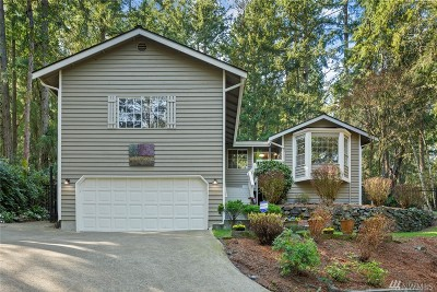 Gig Harbor Single Family Home For Sale: 1722 Leonie Lane NW
