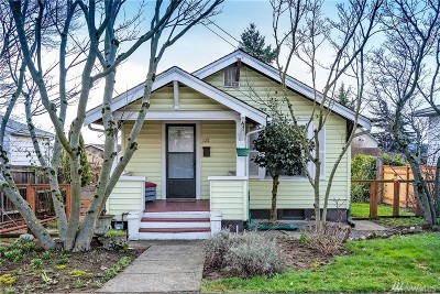 Seattle Single Family Home For Sale: 1121 South Dawson St