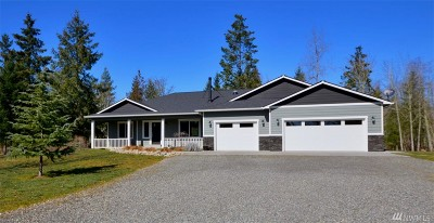 Yelm Single Family Home For Sale: 14528 Stephanie Lane
