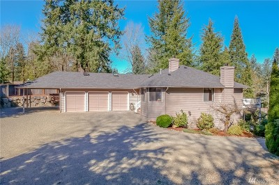 Renton Single Family Home For Sale: 18217 124th Ave SE
